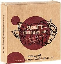 Düfte, Parfümerie und Kosmetik Seife mit Duft der roten Früchte - Essencias De Portugal Red Fruits Aromatic Soap
