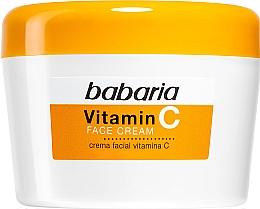 Düfte, Parfümerie und Kosmetik Gesichtscreme mit Vitamin C - Babaria Vitamin C Face Cream