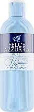 Düfte, Parfümerie und Kosmetik Feuchtigkeitsspendendes Duschgel für empfindliche Haut - Felce Azzurra Puro Moisturizing for Sensitive Skin