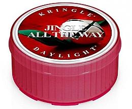 Düfte, Parfümerie und Kosmetik Duftkerze Jingle All The Way - Kringle Candle Daylight Jingle All The Way