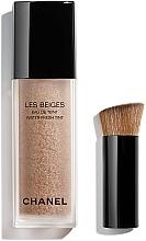 Düfte, Parfümerie und Kosmetik Grundierung mit Mikrokapsel-Pigmenten - Chanel Les Beiges Eau De Teint