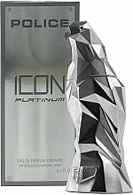 Düfte, Parfümerie und Kosmetik Police Icon Platinum - Eau de Parfum
