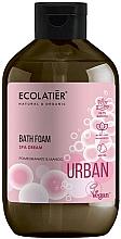 Düfte, Parfümerie und Kosmetik Schaumbad mit Granatapfel und Mango - Ecolatier Urban Bath Foam