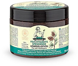 Düfte, Parfümerie und Kosmetik Feuchtigkeitsspendende Körperlotion - Rezepte der Oma Gertrude Body Cream