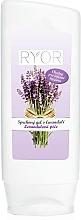 Düfte, Parfümerie und Kosmetik Duschgel mit Lavendel - Ryor
