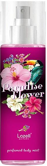 Lazell Paradise Flower - Parfümierter Körpernebel