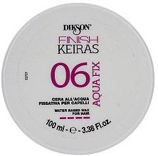 Düfte, Parfümerie und Kosmetik Haarwachs auf Wasserbasis - Dikson Finish Keiras Aqua Fix