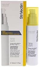 Düfte, Parfümerie und Kosmetik Straffendes und aufhellendes Gesichtsserum - StriVectin Tighten & Lift Peptight Tightening & Brightening Face Serum