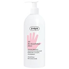 Düfte, Parfümerie und Kosmetik Feuchtigkeitsspendendes antibakterielles Handreinigungsgel - Ziaja Moisturizing Antibacterial Hand Gel (mit Pumpenspender)