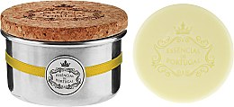 Düfte, Parfümerie und Kosmetik Seife mit Zitronenduft im Aluminum-Box - Essencias De Portugal Tradition Aluminum Jewel-Keeper Lemon