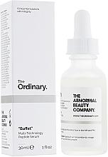 """Düfte, Parfümerie und Kosmetik Anti-Aging Gesichtsserum mit mehreren Peptiden und Hyaluronsäure """"Buffet"""" - The Ordinary Buffet Multi-Technology Peptide Serum"""
