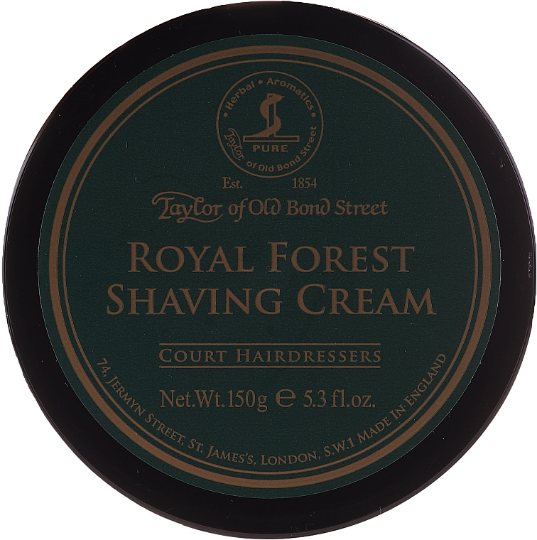 Rasiercreme - Taylor of Old Bond Street Royal Forest