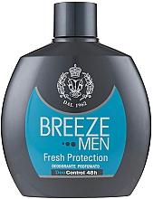 Düfte, Parfümerie und Kosmetik Breeze Squeeze Deodorant Fresh Protection - Parfümiertes Deospray