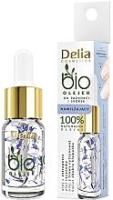 Düfte, Parfümerie und Kosmetik Feuchtigkeitsspendendes Nagel- und Nagelhautöl - Delia Cosmetics Bio Nail Oil