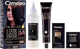 Düfte, Parfümerie und Kosmetik Haarfarbe mit Arganöl - Delia Cameleo
