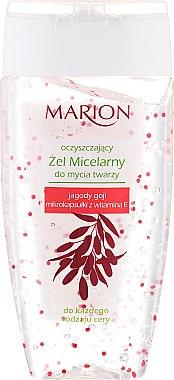 Mizellen-Reinigungsgel mit Goji Beeren und Vitamin E - Marion Micelar Gel