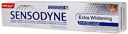 Düfte, Parfümerie und Kosmetik Aufhellende Zahnpasta Extra Whitening - Sensodyne Extra Whitening