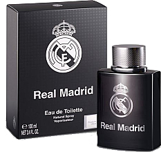 Düfte, Parfümerie und Kosmetik Air-Val International Real Madrid Black - Eau de Toilette