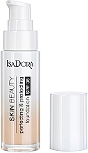 Düfte, Parfümerie und Kosmetik Schützende Foundation LSF 35 - Skin Beauty Perfecting & Protecting Foundation SPF 35 (01 -Fair)