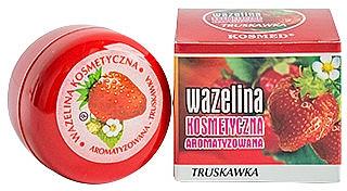 Lippenvaseline Erdbeere - Kosmed Flavored Jelly Strawberry — Bild N1