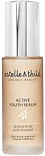 Düfte, Parfümerie und Kosmetik Anti-Aging Gesichtsserum - Estelle & Thild BioDefense Active Youth Serum
