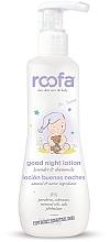 Düfte, Parfümerie und Kosmetik Körperlotion für Babys mit Kamille und Lavendel - Roofa Good Night Lotion