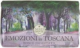 Düfte, Parfümerie und Kosmetik Seife mit Duft nach Wald und Blättern - Nesti Dante Emozioni a Toscana Soap