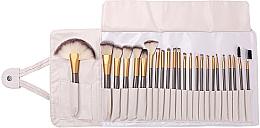 Düfte, Parfümerie und Kosmetik Make-up Pinselset 24-tlg. - Lewer