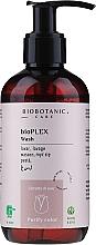 Düfte, Parfümerie und Kosmetik Revitalisierendes Shampoo mit Soja-Extrakt - BioBotanic bioPLEX Soybean Extract Purify Color Wash