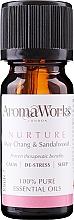 Düfte, Parfümerie und Kosmetik Ätherische Ölmischung mit Sandelholz und May Chang - AromaWorks Nurture Essential Oil