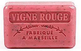 Düfte, Parfümerie und Kosmetik Handgemachte Naturseife Vigne Rouge - Foufour Savonnette Marseillaise Vigne Rouge