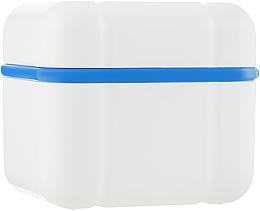 Düfte, Parfümerie und Kosmetik Prothesenbox mit Gitter BDC 110 blau - Curaprox Cleaning Box
