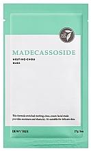 Düfte, Parfümerie und Kosmetik Gesichtsmaske mit Centella-Extrakt - Dewytree Madecassoside Melting Chou Mask