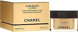Düfte, Parfümerie und Kosmetik Regenerierende Creme für Gesicht, Hals und Dekolleté - Chanel Sublimage La Creme