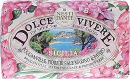 Düfte, Parfümerie und Kosmetik Naturseife Sicilia - Nesti Dante Dolce Vivere Sicilia
