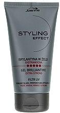 Düfte, Parfümerie und Kosmetik Haargel für mehr Glanz - Joanna Styling Effect Gel Brilliantine