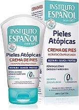 Düfte, Parfümerie und Kosmetik Fußcreme für atopische Haut - Instituto Espanol Atopic Skin Foot Cream