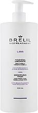 Düfte, Parfümerie und Kosmetik Glättende Maske für krauses und widerspenstiges Haar mit Bach-Blüten und Avocadoöl - Brelil Bio Treatment Liss Hair Mask