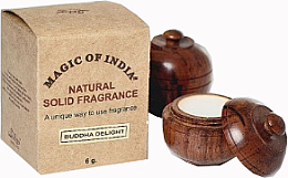 Düfte, Parfümerie und Kosmetik Natürliches Cremeparfum Buddha Delight - Shamasa