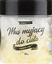 Düfte, Parfümerie und Kosmetik Reinigende Körpermousse Piña Colada - Lalka