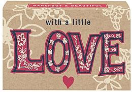 Düfte, Parfümerie und Kosmetik Natürliche Handseife With A Little Love mit Zitrusfrüchten - Bath House With A Little Love Citrus Fresh Hand Soap