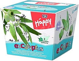 Düfte, Parfümerie und Kosmetik Taschentücher mit Eukalyptusduft - Bella Baby Happy