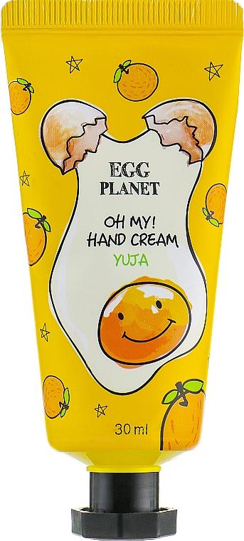 Handcreme Japanische Zitrone - Daeng Gi Meo Ri Egg Planet Yuja Hand Cream