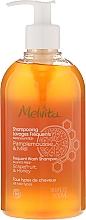 Düfte, Parfümerie und Kosmetik Mildes Basis-Shampoo für alle Haartypen - Melvita Frequent Wash Shampoo