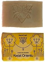 Düfte, Parfümerie und Kosmetik Festes Shampoo mit orientalischem Duft und natürlichen Pflanzenextrakten und Ölen - RareCraft