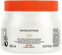 Düfte, Parfümerie und Kosmetik Maske für trockenes und dünnes Haar - Kerastase Masquintense Irisome Nutritive