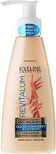 Düfte, Parfümerie und Kosmetik Tiefpflegendes Handcreme-Serum mit Kokosöl - Eveline Cosmetics Revitalum