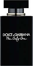Düfte, Parfümerie und Kosmetik Dolce&Gabbana The Only One Intense - Eau de Parfum