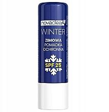 Düfte, Parfümerie und Kosmetik Schützender Lippenbalsam für den Winter SPF 25 - Novaclear Winter Lip Balm SPF25