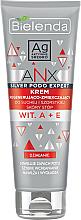 Düfte, Parfümerie und Kosmetik Regenerierende und aufweichende Fußreme für trockene und raue Haut - Bielenda ANX Podo Detox Regenerating Foot Cream